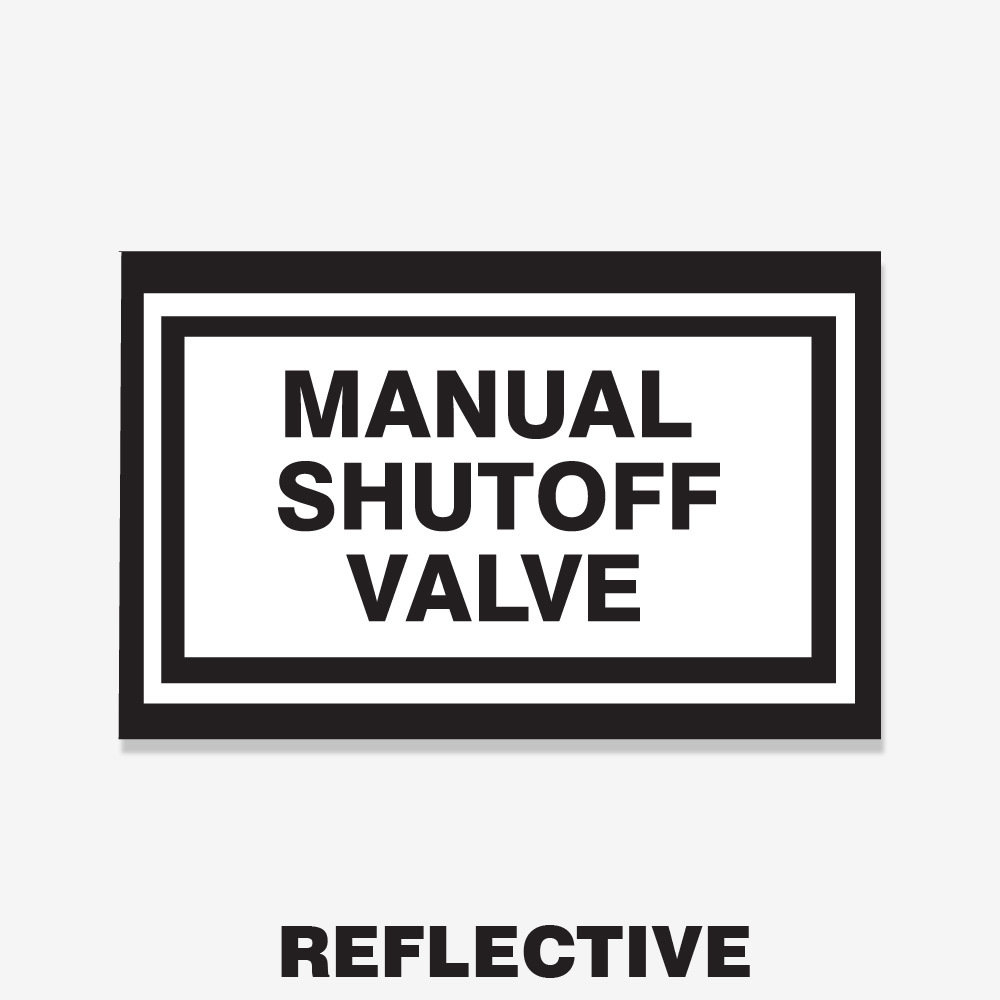 Manual Shut-off Valve
