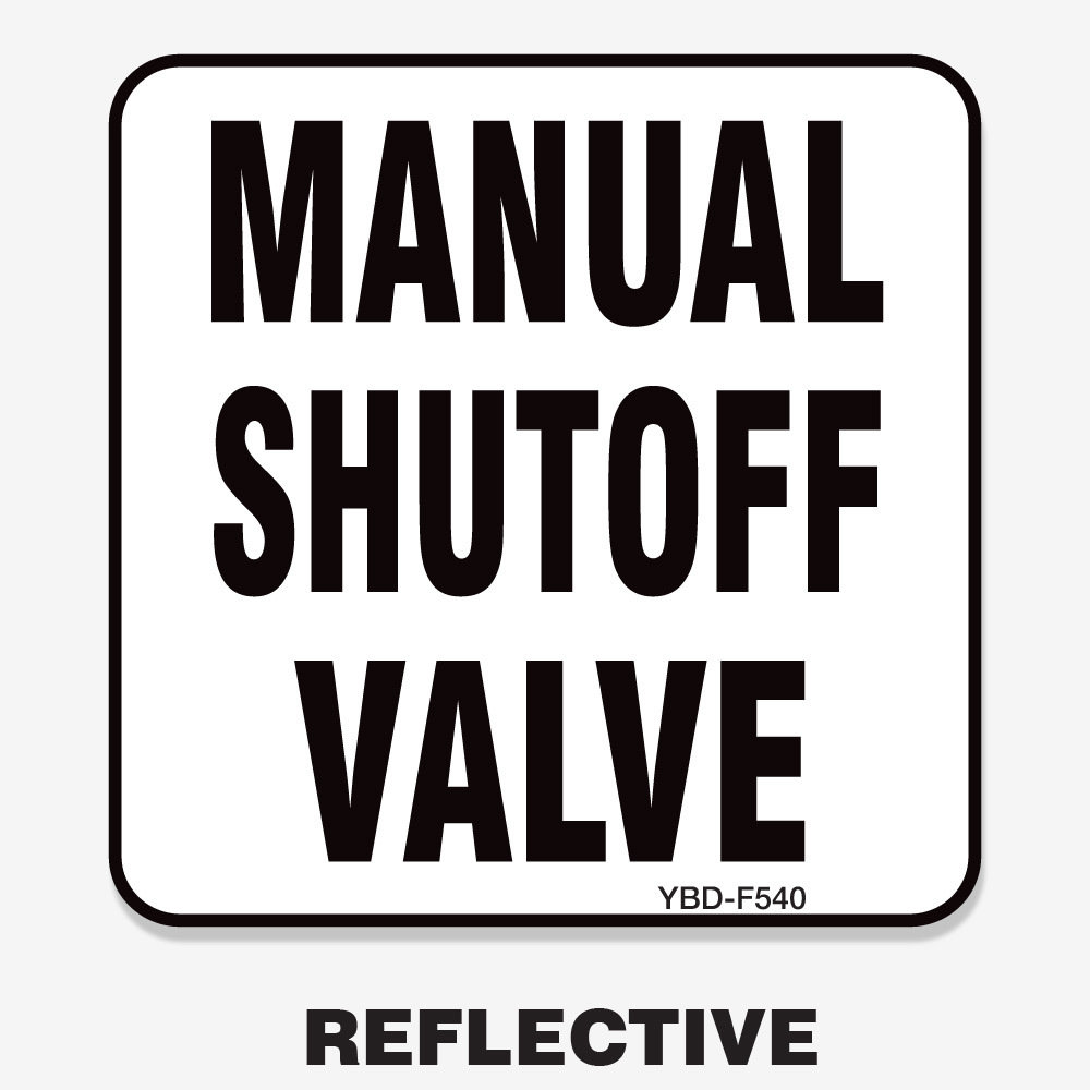 Manual Shut-Off Valve 4