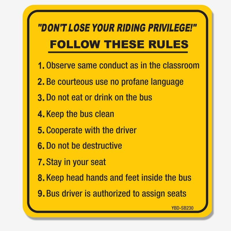 Follow These Rules