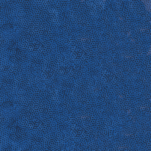 Andover Dimples Royal Blue