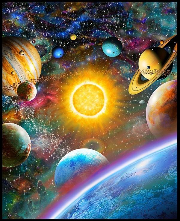 RK Stargazer Wide Panel
