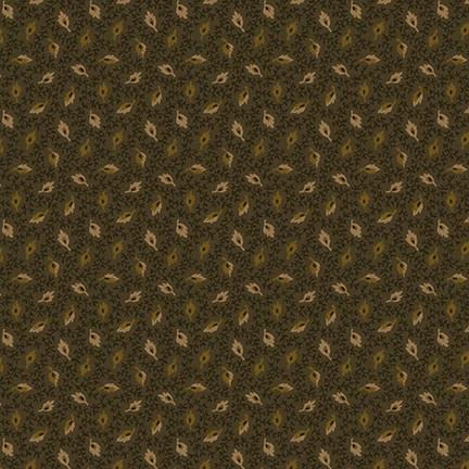 Henry Glass Buttermilk Autumn Green