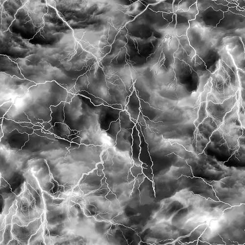 Henry Glass Hocus Pocus Thunderstorm