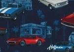 Hoffman Muscle Car - Diner Navy