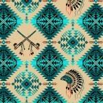 Elizabeth's Studio Native Spirit Turquoise