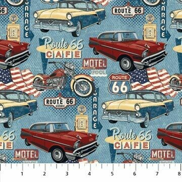 Northcott Route 66 Cars & Cycles