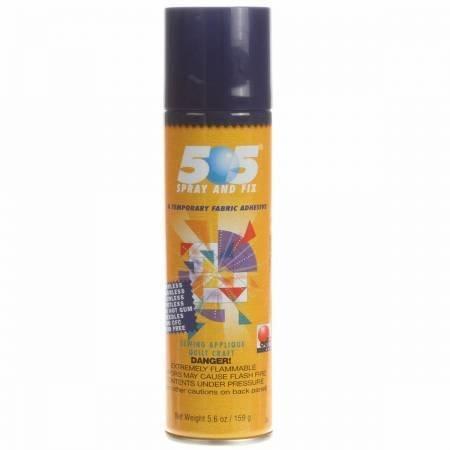 505 Temporary Spray Fabric Adhesive
