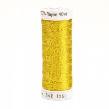 Sulky Rayon 40wt Summer Gold