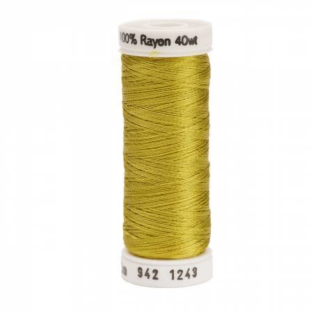 Sulky Rayon 40wt Spring Moss