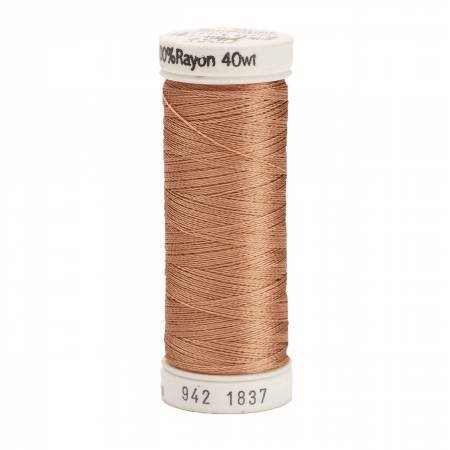 Sulky Rayon 40wt Lt Cocoa