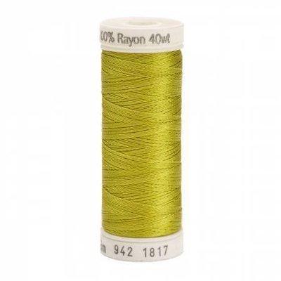 Sulky Rayon 40wt Lemon Grass