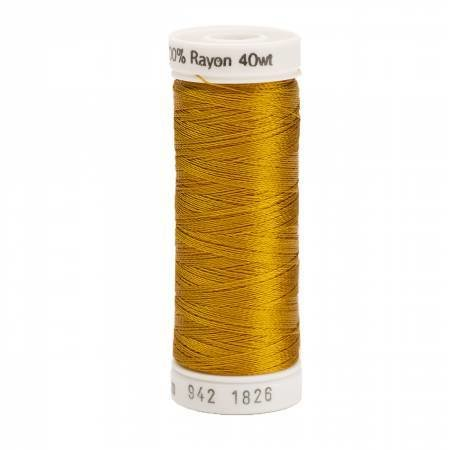 Sulky Rayon 40wt Galley Gold