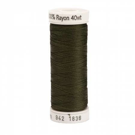 Sulky Rayon 40wt Loden Green