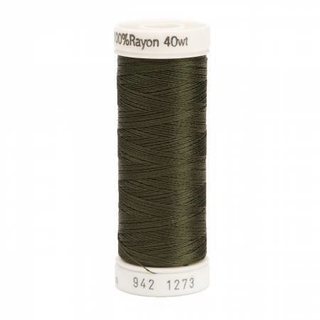 Sulky Rayon 40wt Dark Forest