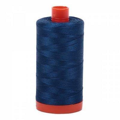 Aurifil Medium Delft Blue