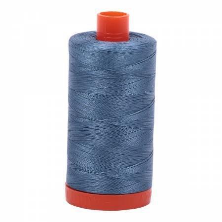 Aurifil Blue Grey