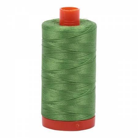 Aurifil Dark Grass Green