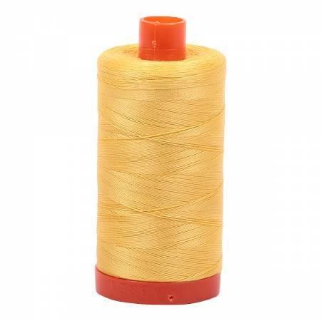 Aurifil Pale Yellow