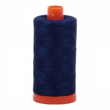Aurifil Very Dark Navy
