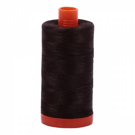 Aurifil Very Dark Bark
