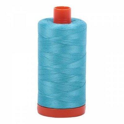 Aurifil Cotton 50wt Bright Turquoise
