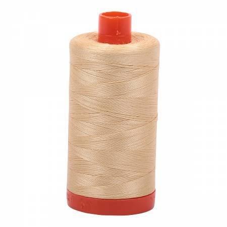 Aurifil  Cotton 50 Wt Light Caramel
