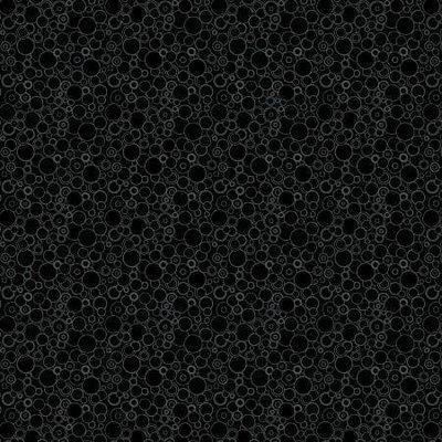 Contempo Circles Black/grey