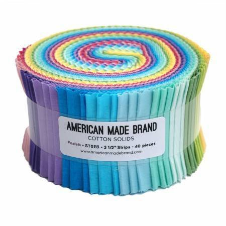 A M B Pastel Strip Roll