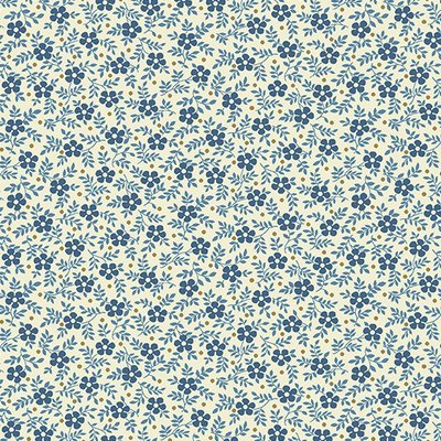 Andover Blue Sky Small Blue Print