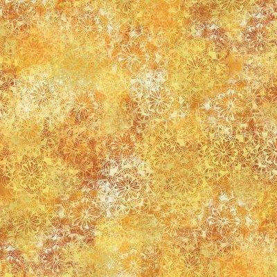 Benartex Sun Valley Tumbleweed Gold/rust