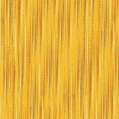 Benartex Sun Valley Corn Rows Gold/rust