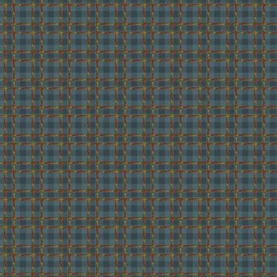 Benartex Crafty Plaid Dark Blue