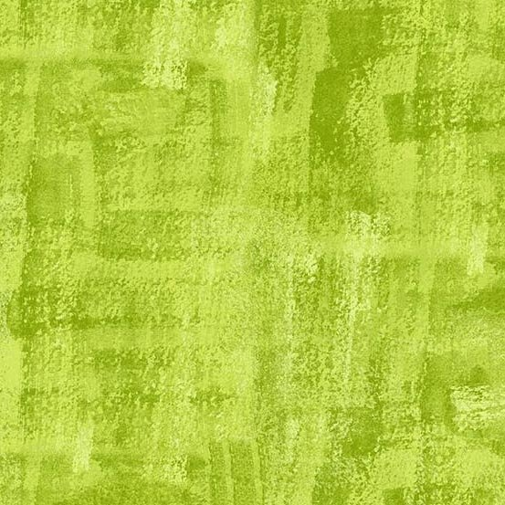 Andover Brushlines Lime Green