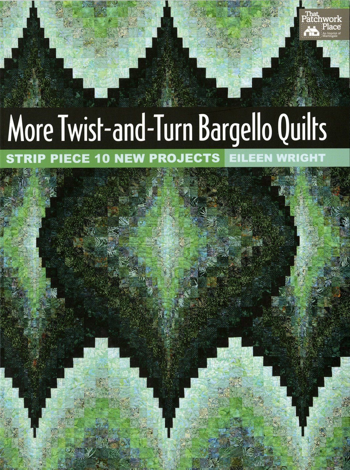 More Twist And Turns Bargello Quilts