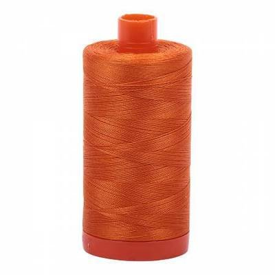 Aurifil Cotton 50 Wt Orange