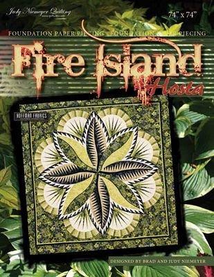 Pattern Fire Island Hosta
