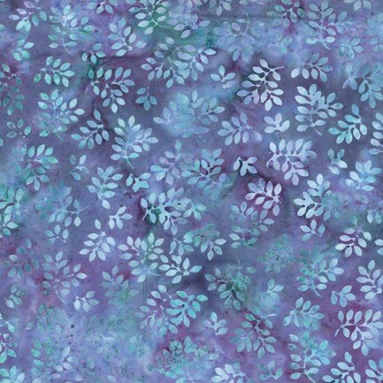 Hoffman Bali Batik Big Leaf Taffy