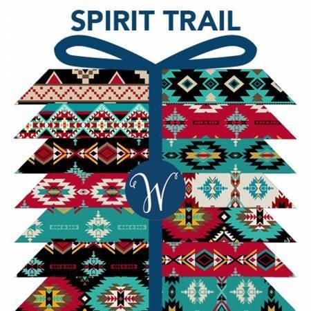Spirit Trail Fat Quarter Bundle