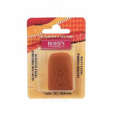Bohn Leather Thimble Xl