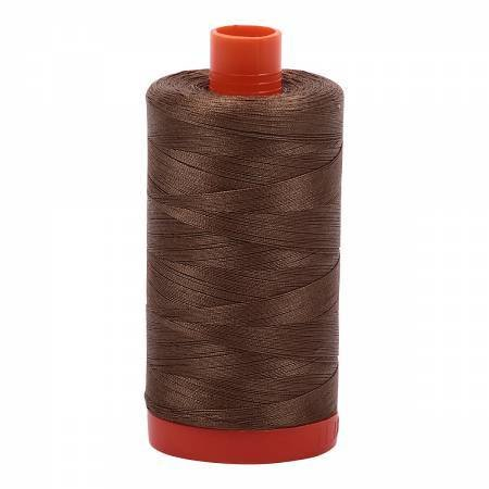Aurifil Cotton 50 Wt Dark Sandstone