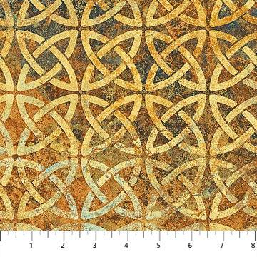 Northcott Stonehenge Solstice Gold