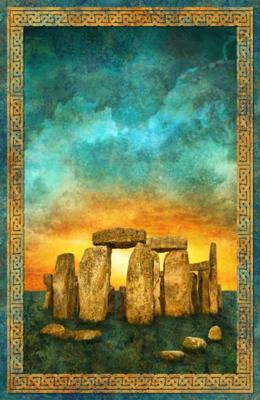 Panel Northcott Stonehenge Solstice