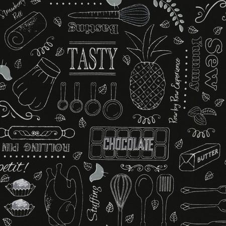 Taste Row By Row Black
