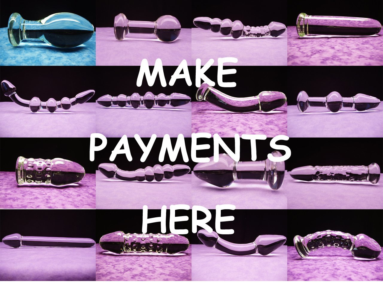 PAYMENTS - CUSTOM ORDERS