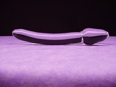 PASSION GLASS SEX TOYS - Curved 0.875