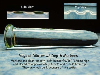 GLASS DILATOR GRS