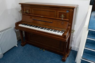 bluthner upright piano serial numbers