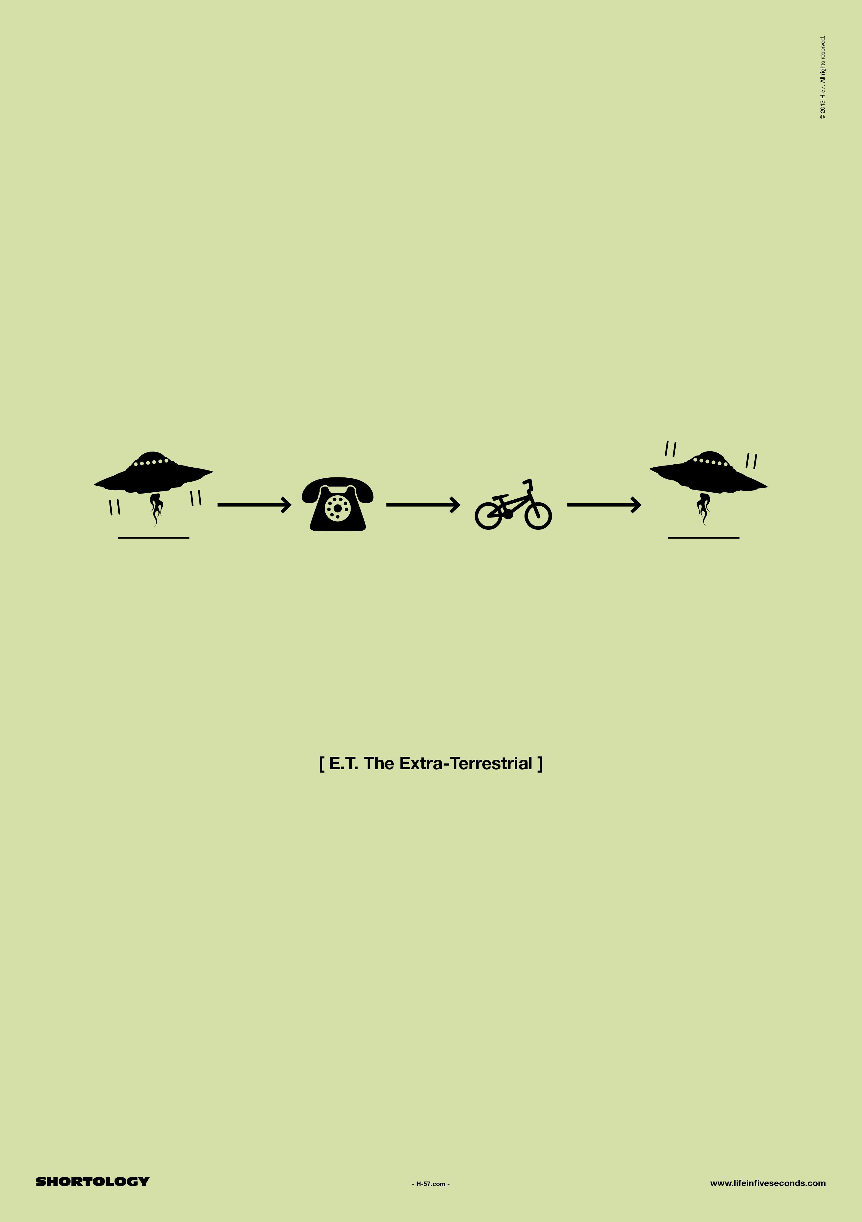 E.T. Shortology Poster