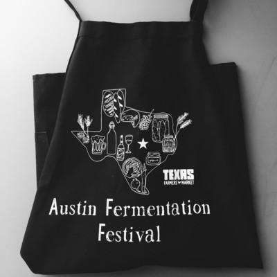Adult Apron - Austin Fermentation Festival