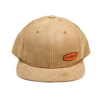Tan Cord Hat